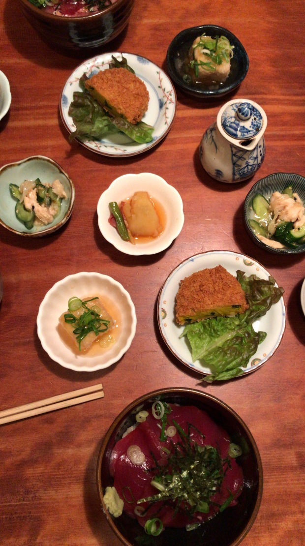 Kaiseki Dinner | Kyoto, Japan